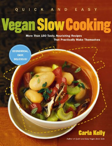 quick and easy vegan slow cooking - 1
