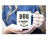 quilt coffee table book - Dog Mom Mug, Dog Lover Mug, Custom Dog Mug, Dog Lover Gift, Dog Mom Gift, Dog Gift, Rose Gold Rebel, Custom Dog, Pet Parent,
