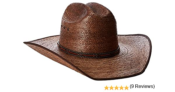 0dc19f4317d16 Justin Men s Buck Up Hat at Amazon Men s Clothing store