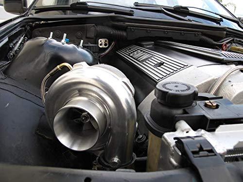 Montaje superior T3 t04e Turbo colector para 92 - 98 BMW E36 325i 328i GT35: Amazon.es: Coche y moto