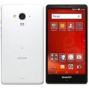 AQUOS(SH-M01)SIMフリー