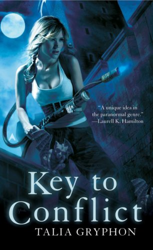 Key to Conflict (Gillian Key, ParaDoc, Book 1) by Ace