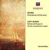 Reubke: Piano Sonata; Liszt/Busoni: Fantasy And Fugue