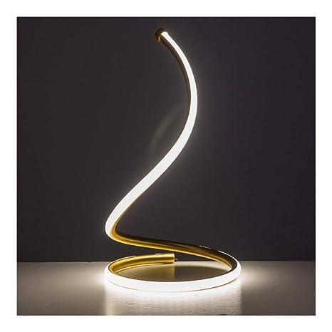 Creativo decorativo Lámpara de mesa de ojos interfaz de ...