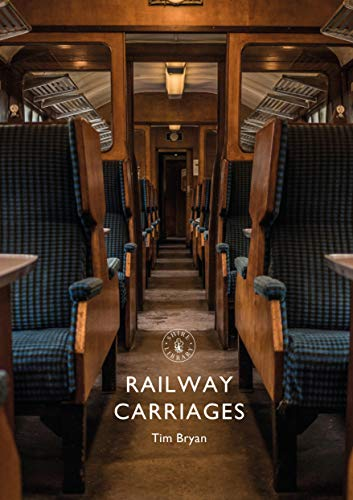 Railway Carriages (Shire Library Book 857) 1 Pullman Sleeper Car