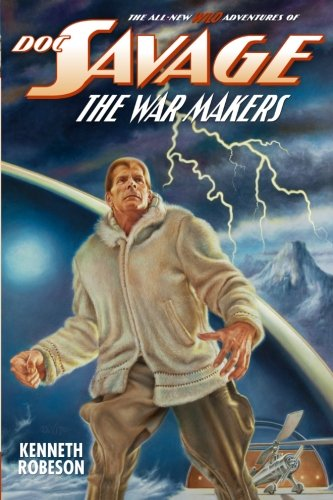 Free Doc Savage: The War Makers