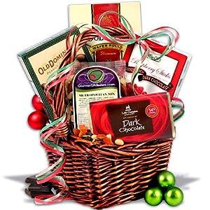 Mini Christmas Gift Basket