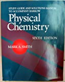 Physical Chemistry, Barrow, Gordon M., 0070051135