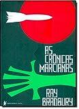 capa de As Crônicas Marcianas