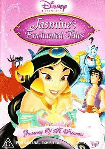 Disney Princess Jasmine's Enchanted Tales Journey of a Princess   NON-USA Format   PAL   Region 4 Import - Australia