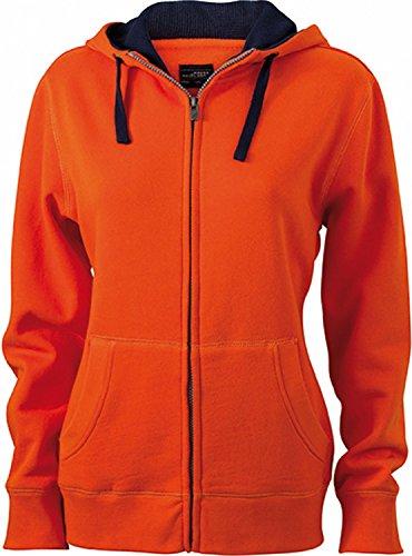 James & Nicholson - Chaqueta - para mujer Orange - Dark-Orange