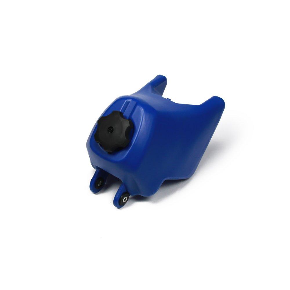 Kit carenatura plastica gas serbatoio parafango anteriore parafango posteriore sedile completo kit carenatura set per Yamaha PW50 PW 50 blu