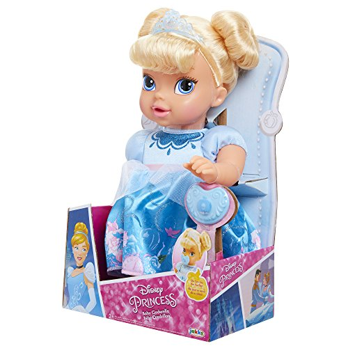 Other Toys Disney Princess Deluxe Baby Cinderella Doll