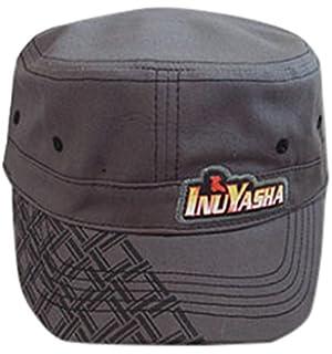 Inuyasha Mens Logo Anime Trucker Cap