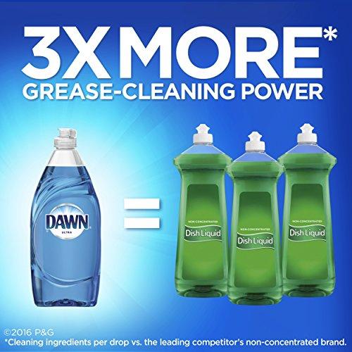 Review Dawn Ultra Dishwashing Liquid