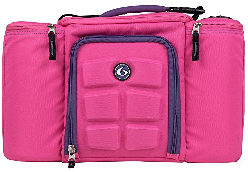 6 pack insulated lunch bag - 6