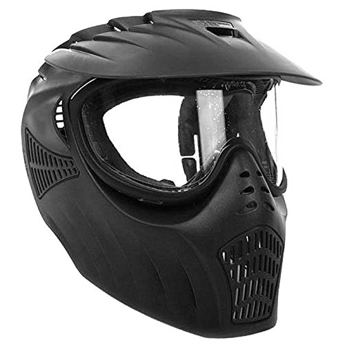 Empire Paintball X-Ray Single Lens Goggle, (Airsoft Full Face Mask)