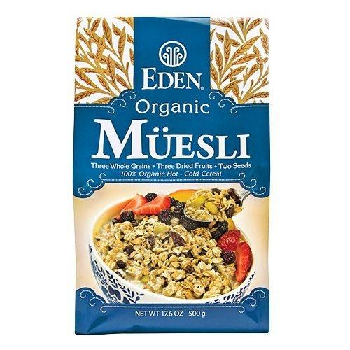 Eden Organic Muesli, 17.6 Ounce by Eden by Eden