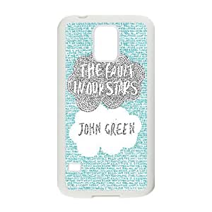 The Fault In Our Stars DIY Durable Hard Plastic Case Cover LUQ899079 For Samsung Galaxy S5 I9600