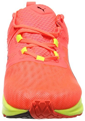 Xt V2 Adulte Puma Mixte Rouge 02 Ignite red yellow Running a5T44cFnq