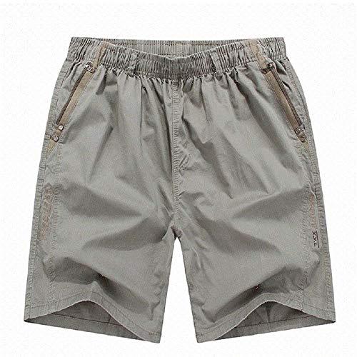 Tinta Unita Beach Shorts Cotone Colori Zip Khaki Home Festivo Ragazzi Age Traspiranti Tasche Con Solidi Mid Estivi Abbigliamento CqtwqY
