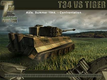 скачать игру т 34 против тигра на андроид