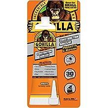Gorilla 8020001  Heavy Duty Construction Adhesive, 2.5 oz., White