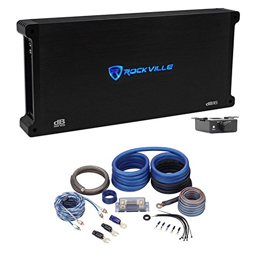Rockville dB16 8000 Watt/4000w RMS Mono...