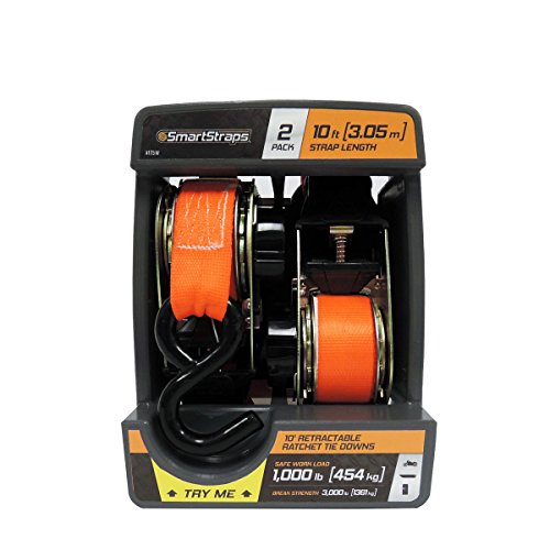 SmartStraps 173W Ratchet Straps Retractable product image