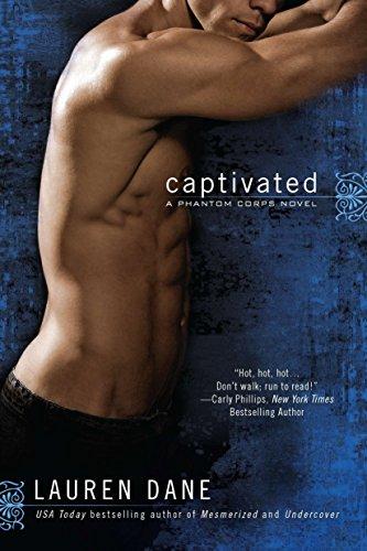 Captivated (A Phantom Corps Novel) by Berkley