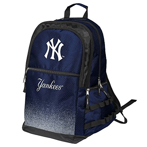 - Forever Collectibles MLB New York Yankees Gradient Elite Premium Backpack