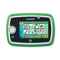 LeapFrog LeapPad3 tableta de aprendizaje para niños, verde