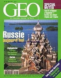 Géo [n° 267, mai 2001] Russie aujourd'hui par Geo magazine