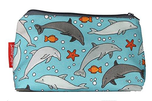 - Selina-Jayne Dolphins Limited Edition Designer Toiletry Bag