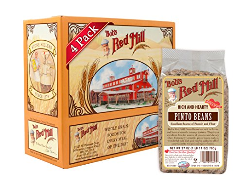 Bob's Red Mill Pinto Beans, 27 Oz (4 Pack)