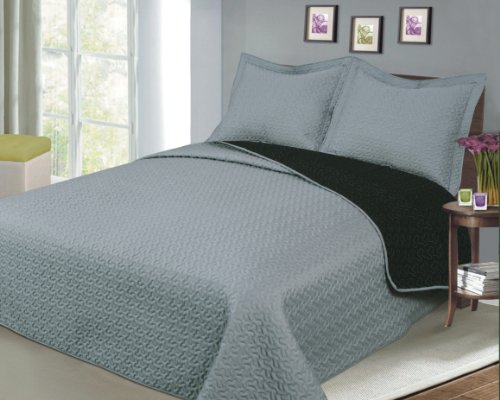quilts king size black - 7