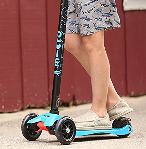 Micro Maxi Original 3-Wheeled, Lean-to-Steer, Swiss-Designed Micro Scooter for Kids, Ages 5-12