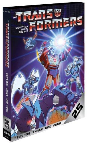 Transformers: Seasons Three & Four (25th Anniversary Edition)
