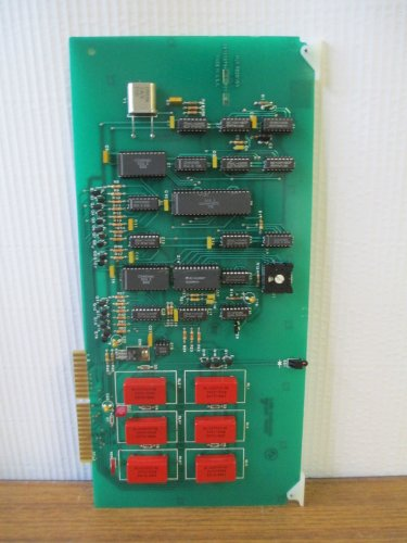 01 Receiver Assembly (Tracor Westronics CB100079-01 PC Board Assembly Mux Receiver CB10007901 Rev. HD)