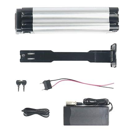 Amazon.com: Huldaqueen 36V 10Ah Batería de Litio Reemplazo ...