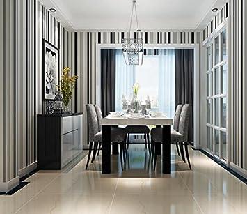 Bbslt 3D Vlies Tapete Vertikale Streifen Farben Einfach Zimmer Wohnzimmer  Mauer Tapete Modern, 2