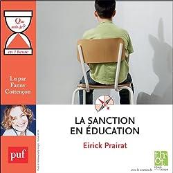 La sanction en éducation en 1 heure