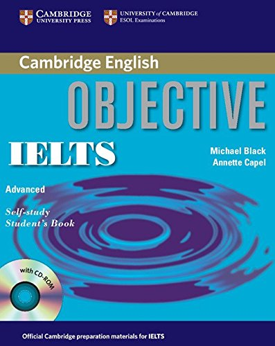 Objective IELTS Advanced Self Study Students Book with CD ROM ...