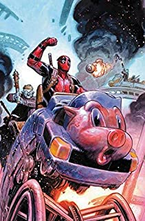 Book Cover: Deadpool by Skottie Young Vol. 2