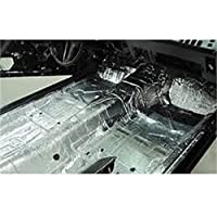 HushMat 625611 Sound and Thermal Insulation Kit (1961-1964 Chevy B Body Floor)