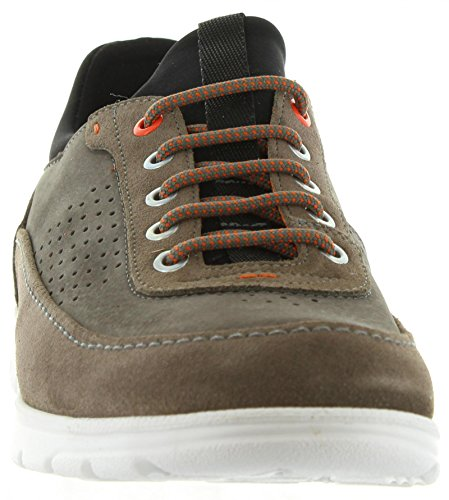 Zapatos de Hombre PANAMA JACK DAVOR C2 NOBUCK GRIS