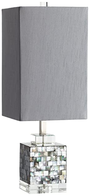 Johor mother of pearl table lamp table lamps amazon johor mother of pearl table lamp aloadofball Images