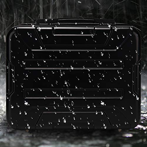 DDLmax Waterproof Portable Storage Bag Carry Case for Hubsan Zino H117s by DDLmax (Image #9)
