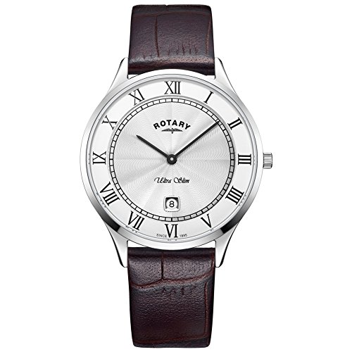 Rotary GS08300-01 Mens Ultra Slim Watch