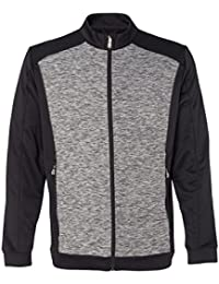 """<span class=""""a-offscreen"""">[Sponsored]</span>Golf Space Dyed Colorblock Full-Zip Jacket - A198"""
